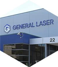 General Laser servicing Melbourne Western suburb industries