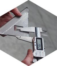 General Laser ensuring dimension precision