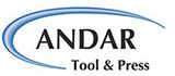 ANDAR Tools & Press logo