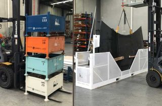 stillages help productivity
